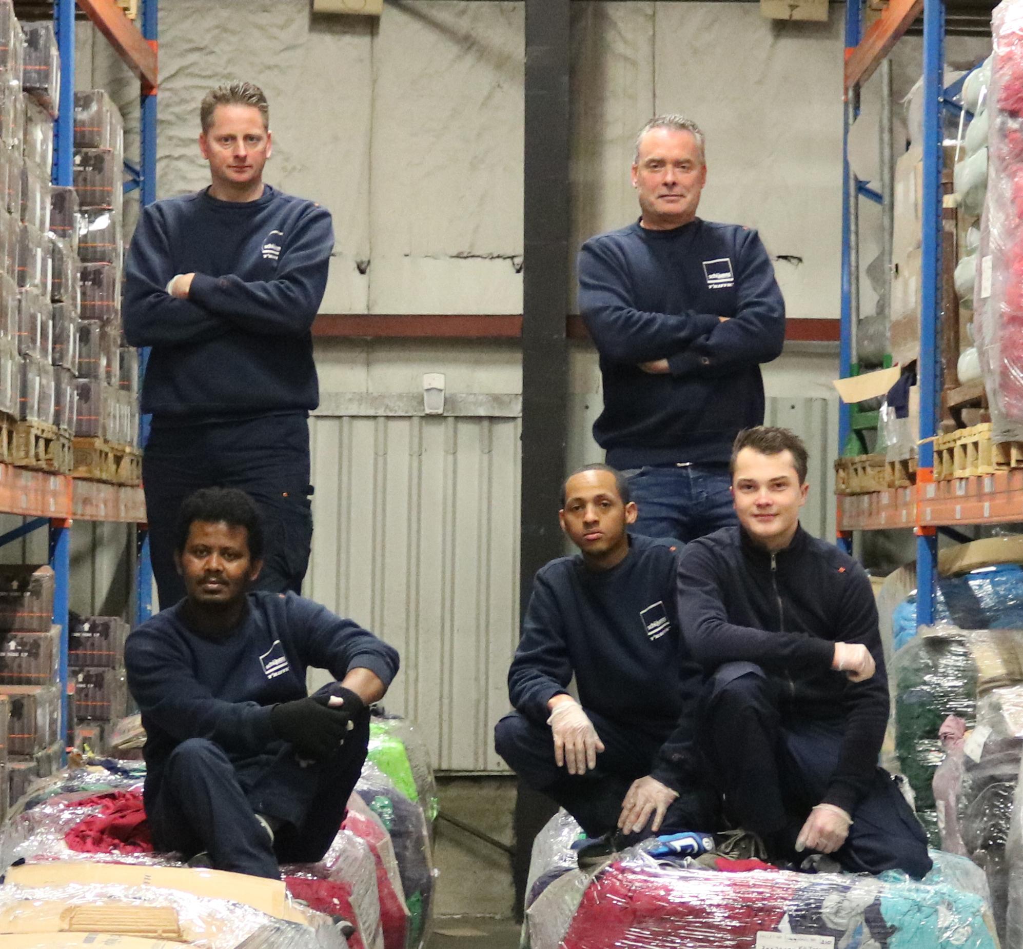 Werkkleding logistiek van topkwaliteit